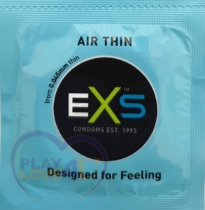 EXS AIR THIN Super Ultra Cienkie 1 szt